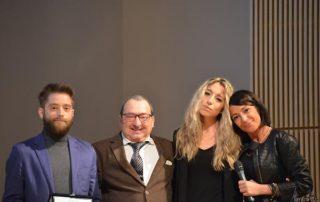 V Premio OMaR: premiazione di Michael Girelli e dell'Associazione UTP Padova