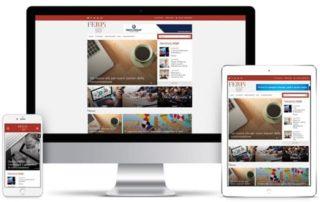 Sito web della federazione Ferpi