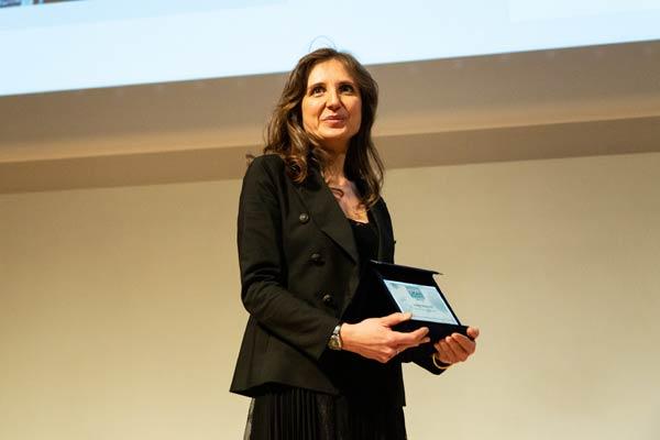 VI Premio OMaR: Anna Meldolesi