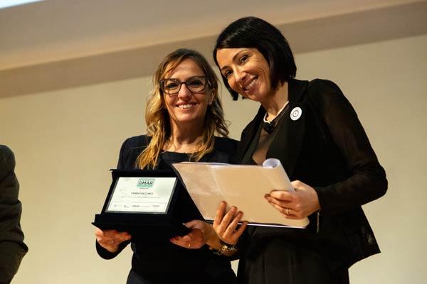 VI Premio OMaR: Emilia Vaccaro e Ilaria Ciancaleoni Bartoli