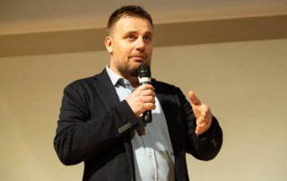 VI Premio OMaR: Stefano Scherma