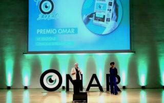 La cerimonia del VII Premio OMaR