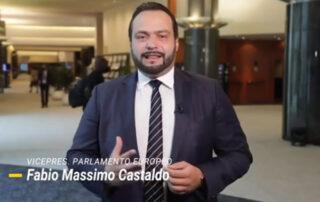 On. Fabio Massimo Castaldo